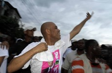 "Haiti's President has released a sexually suggestive song called ""Give Them The Banana"""