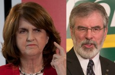 The TrailFix: The gloves are off as Gerry and Joan go at it