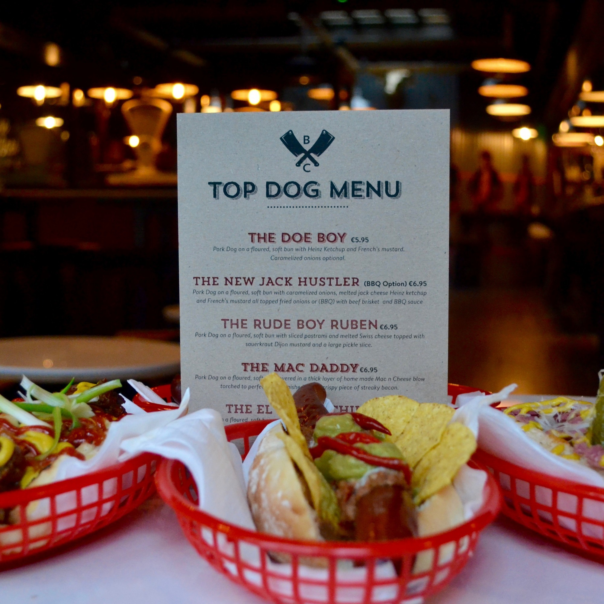This Dublin pub's new hot dog stand looks absolutely divine