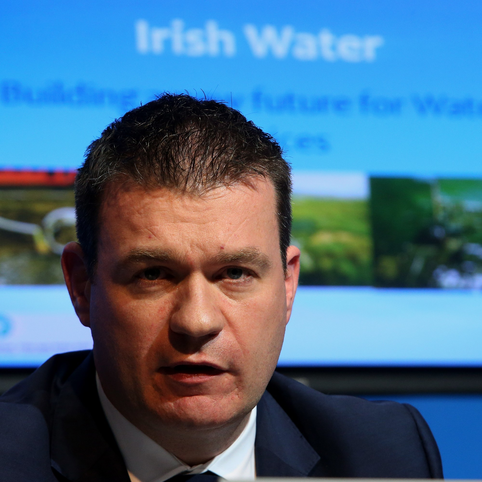 FactCheck: Is Alan Kelly right to say 80% of people are paying for water?