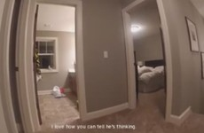 These parents stuck a GoPro to their toddler's head during hide and seek, and it was DELIGHTFUL