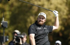 Lowry falls off the lead in Phoenix as Dunne and Harrington head home