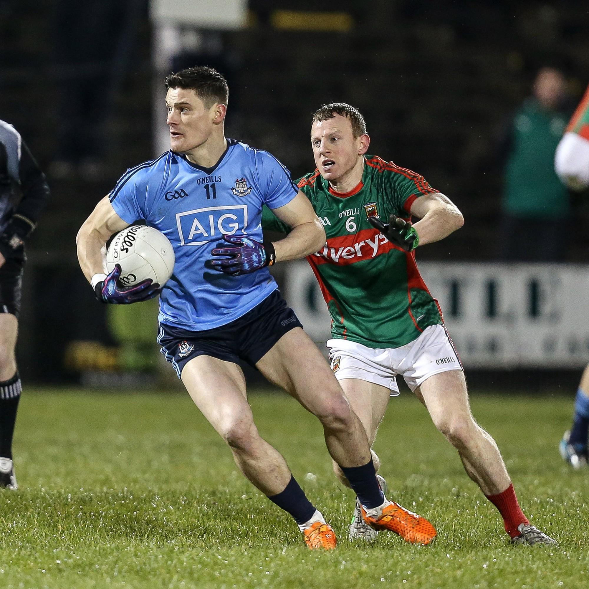 LIVE: Mayo v Dublin, Allianz Division 1 Football League