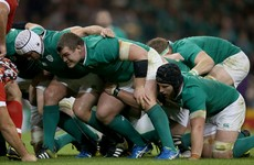 'Probably not unusual for Wales' - Ireland set scrum record straight