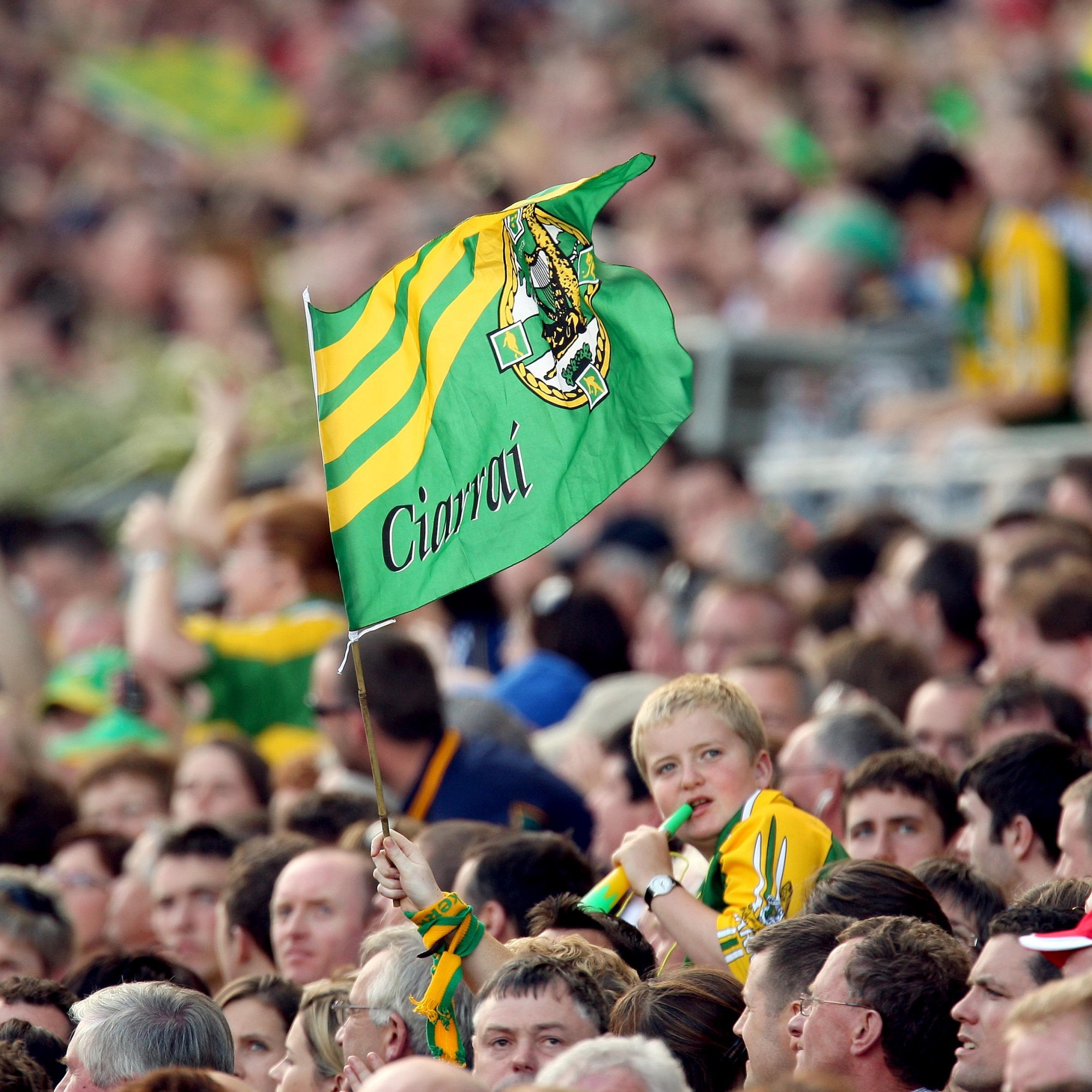 Kerry's St Brendan's book place in Corn Uí Mhuirí final with 15-point win