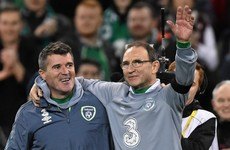 Roy Keane: 'I love what I'm doing now'