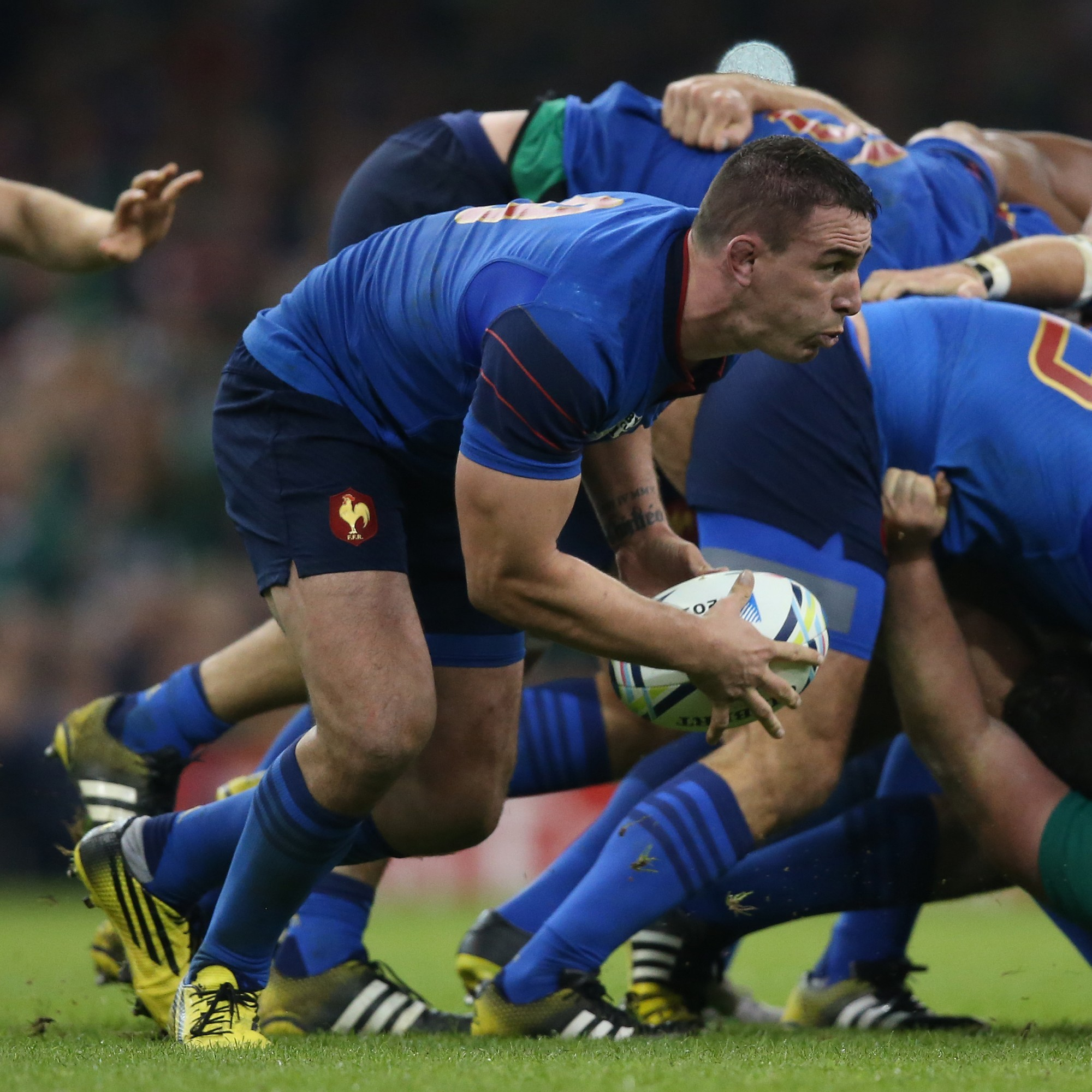 Guy Novès rules powerhouse Picamoles out of clash with Ireland