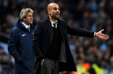 'Man United can benefit from Guardiola's City move'
