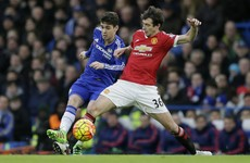 As it happened: Chelsea v Man United, Premier League