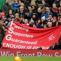 'This is the start': Liverpool supporters warn of more protests as ticket outrage continues