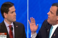 Chris Christie dealt the resurgent Marco Rubio a huge blow with this drop-the-mic attack