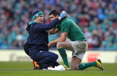Earls a doubt for France, but Schmidt confident SOB and Kearney will return