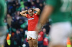 'We had the game won': Wales leave Dublin frustrated with point dropped