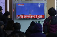 "The UN wants ""significant measures"" after North Korea launches a rocket into space"