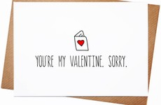 16 Valentine's cards that just tell it like it is