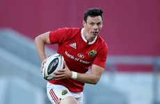 Former Munster centre D'Arcy skippers Ireland club XV for Paris trip