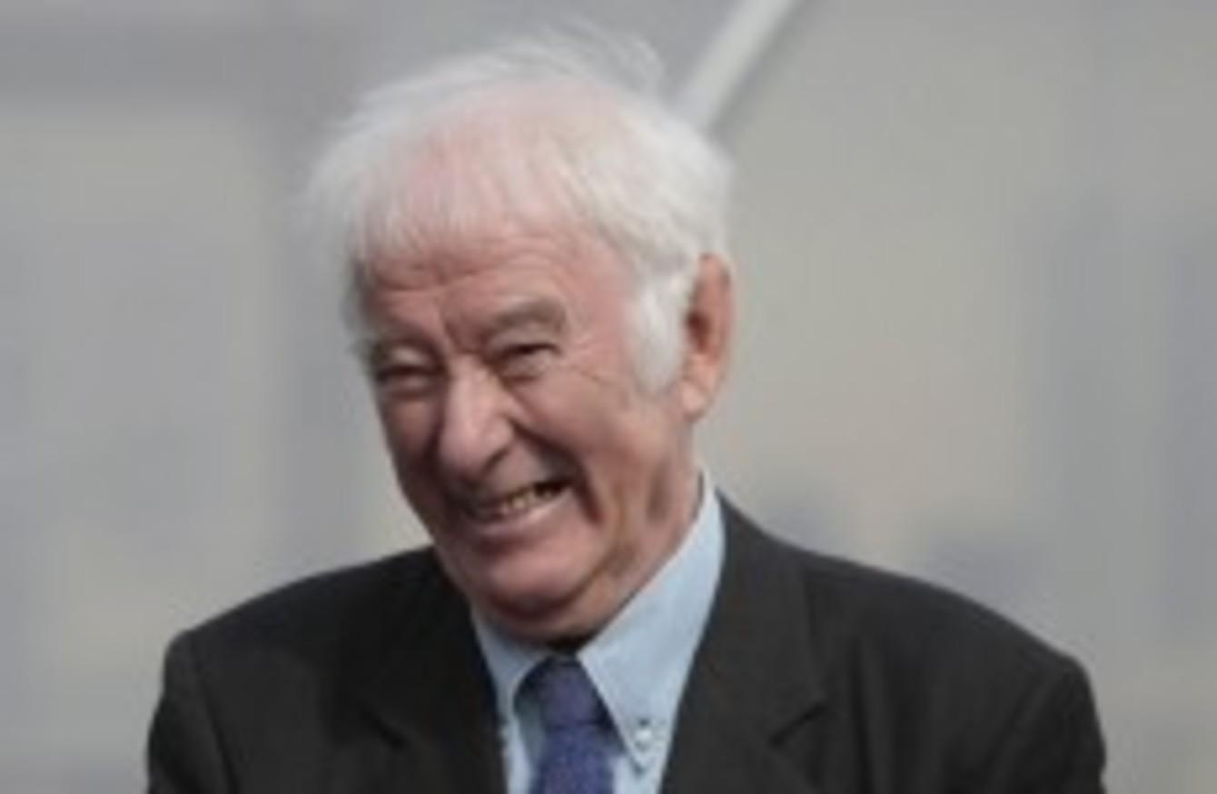 Seamus Heaney to get lifetime award as Irish Book Awards shortlist ...
