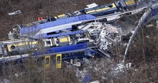 At least nine people dead and 150 injured in German train crash
