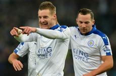 Jamie Vardy can't quite believe he's the Premier League's top goalscorer