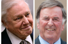 David Attenborough turned down Terry Wogan for a job at the BBC because they already had an Irish announcer…