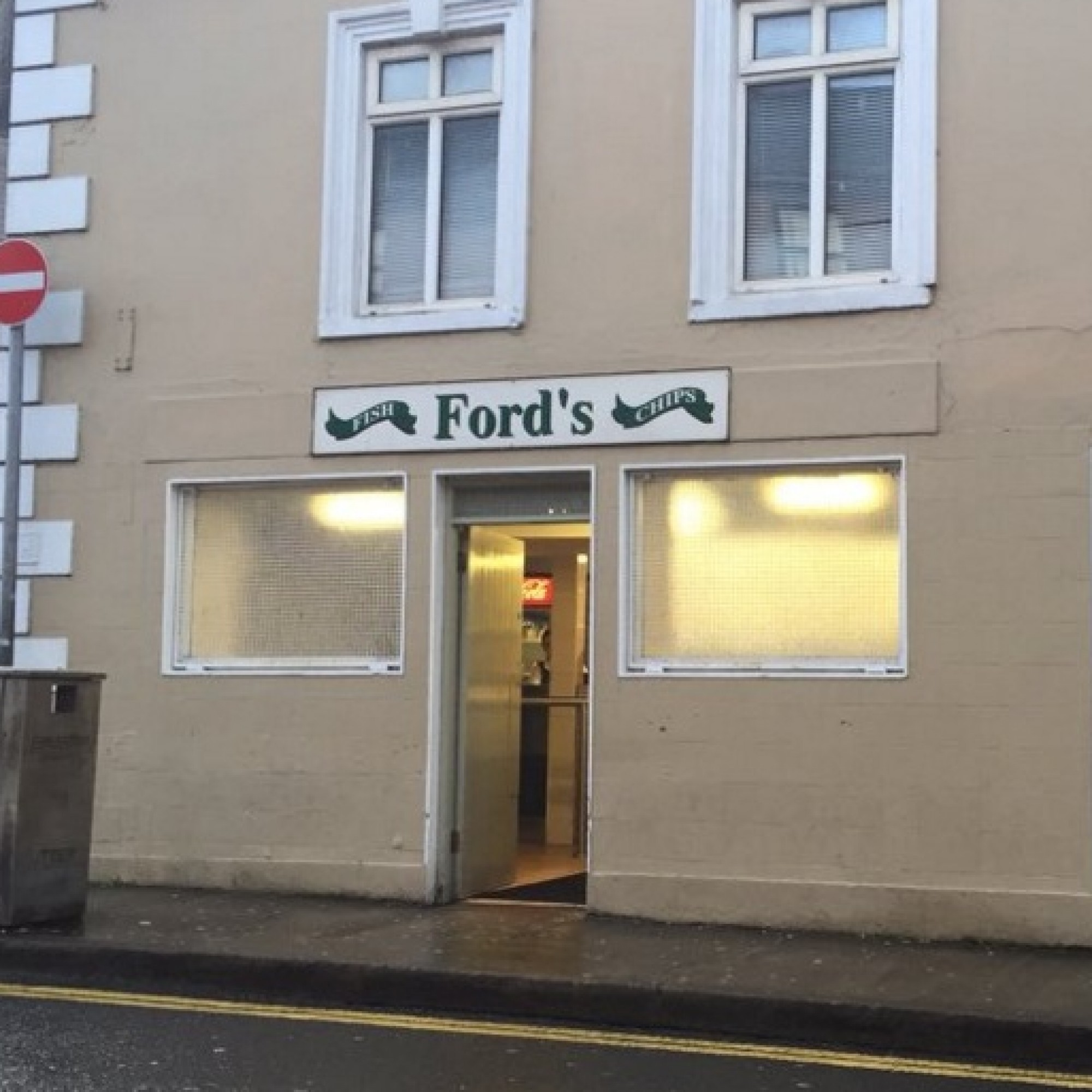 Here's why Donkey Ford's is the jewel in Limerick's chipper crown