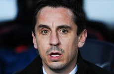 'I'm almost happy Gary Neville has flopped at Valencia'