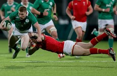 Carolan freshens things up as Ireland U20s get set for France