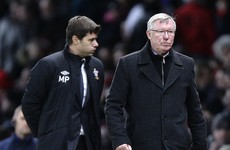 Alex Ferguson thinks Pochettino is the 'best manager in the Premier League'*