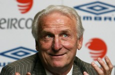 Perennially underappreciated, Trapattoni made Ireland a competitive force again