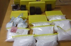 Man in 40s arrested after €930,000 worth of cocaine seized in house raid