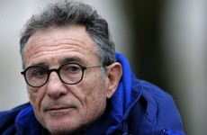 France coach Guy Noves makes 6 changes for Ireland clash in Paris
