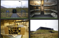 You can buy the huge Ballymena nuclear bunker for the same price as a house in Donnybrook