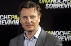 Liam Neeson says he was 'just joking' about having a famous girlfriend... it's The Dredge