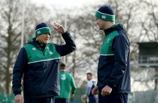 Tight turnaround for Sexton and more talking points from Schmidt's side to face France