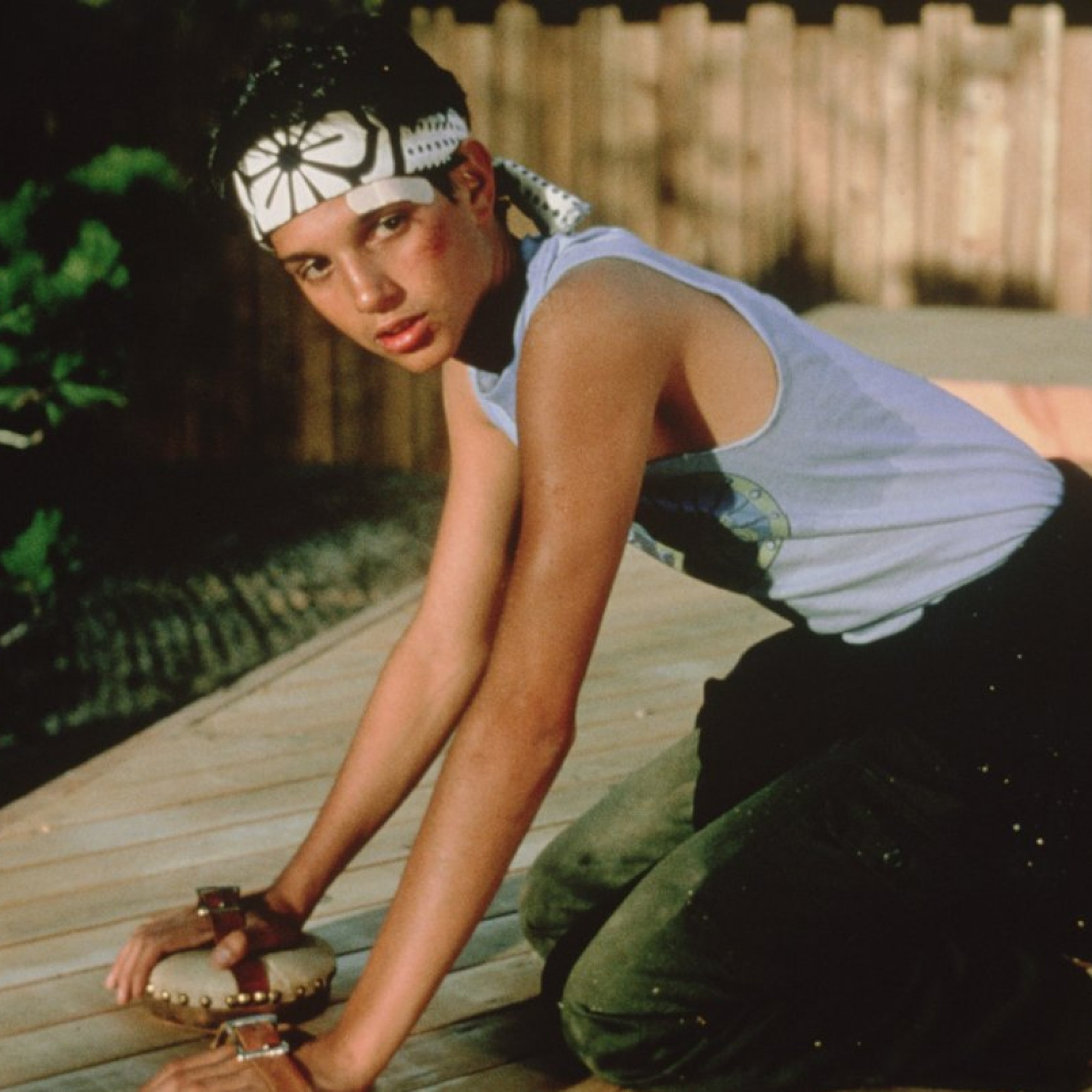 We're halfway through and seeking guidance from the Karate Kid