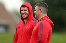 4 changes to Munster team to face Ospreys as Kilcoyne and Sherry return