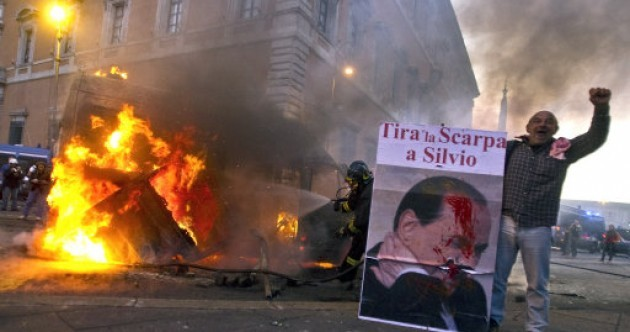 Slideshow: #Occupy protests across the world