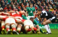 Defensive master Trimble to lead the line for Ireland against les Bleus