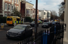 Five young girls knocked down outside their school in Liverpool
