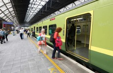 Heading home? Services on the DART line going north are not running