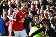 Van Gaal: The real fans are walking with Memphis