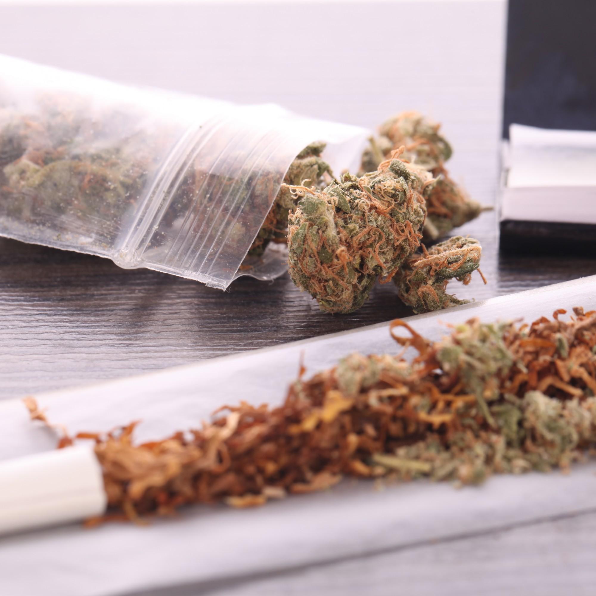 Poll: Would legalising cannabis reduce gangland crime?