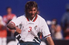 One of Bulgaria's heroes at USA 94 dies aged 50
