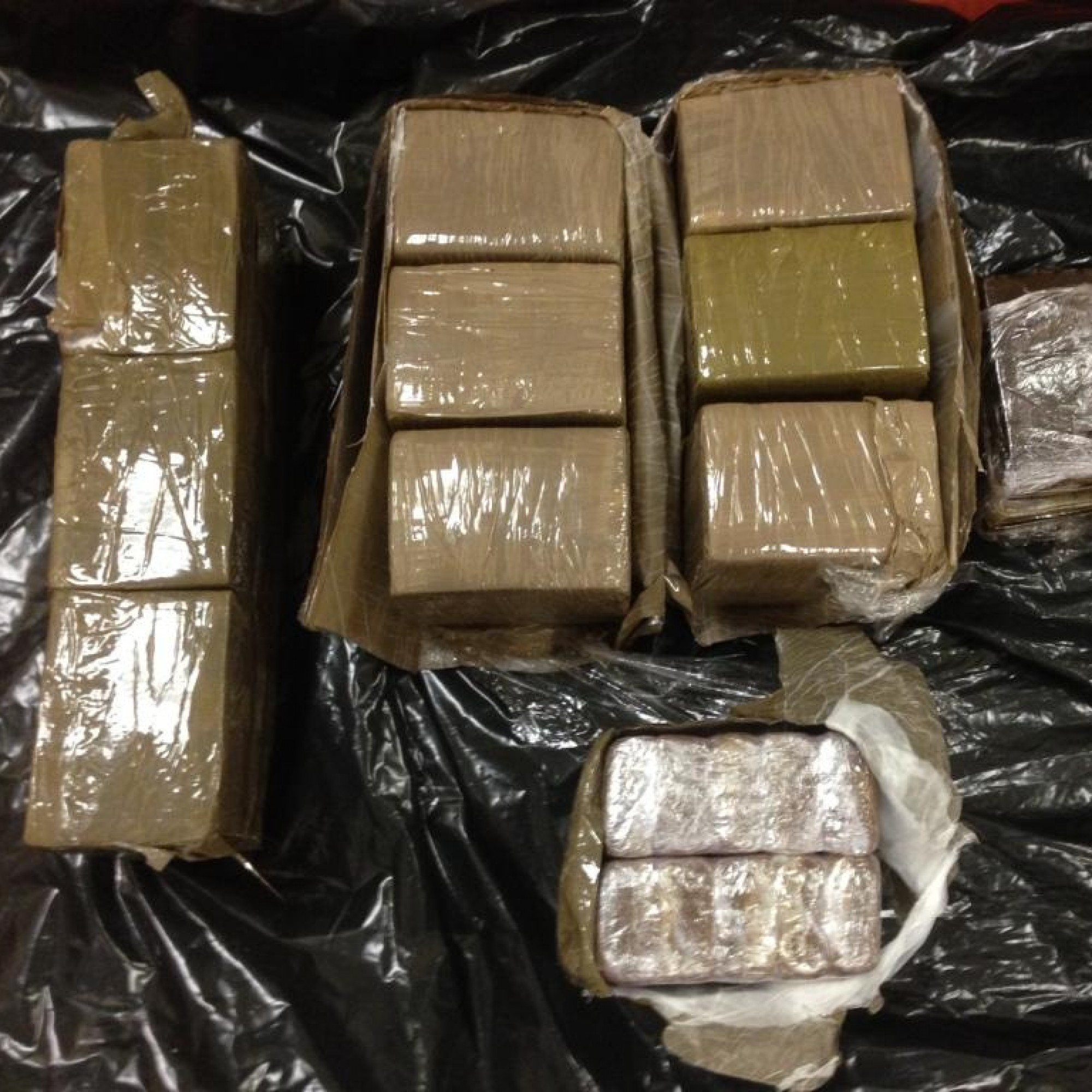 Cork gardaí seize �126k worth of cannabis resin
