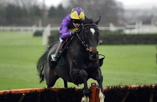 Agrapart storms home in convincing Betfair Hurdle win