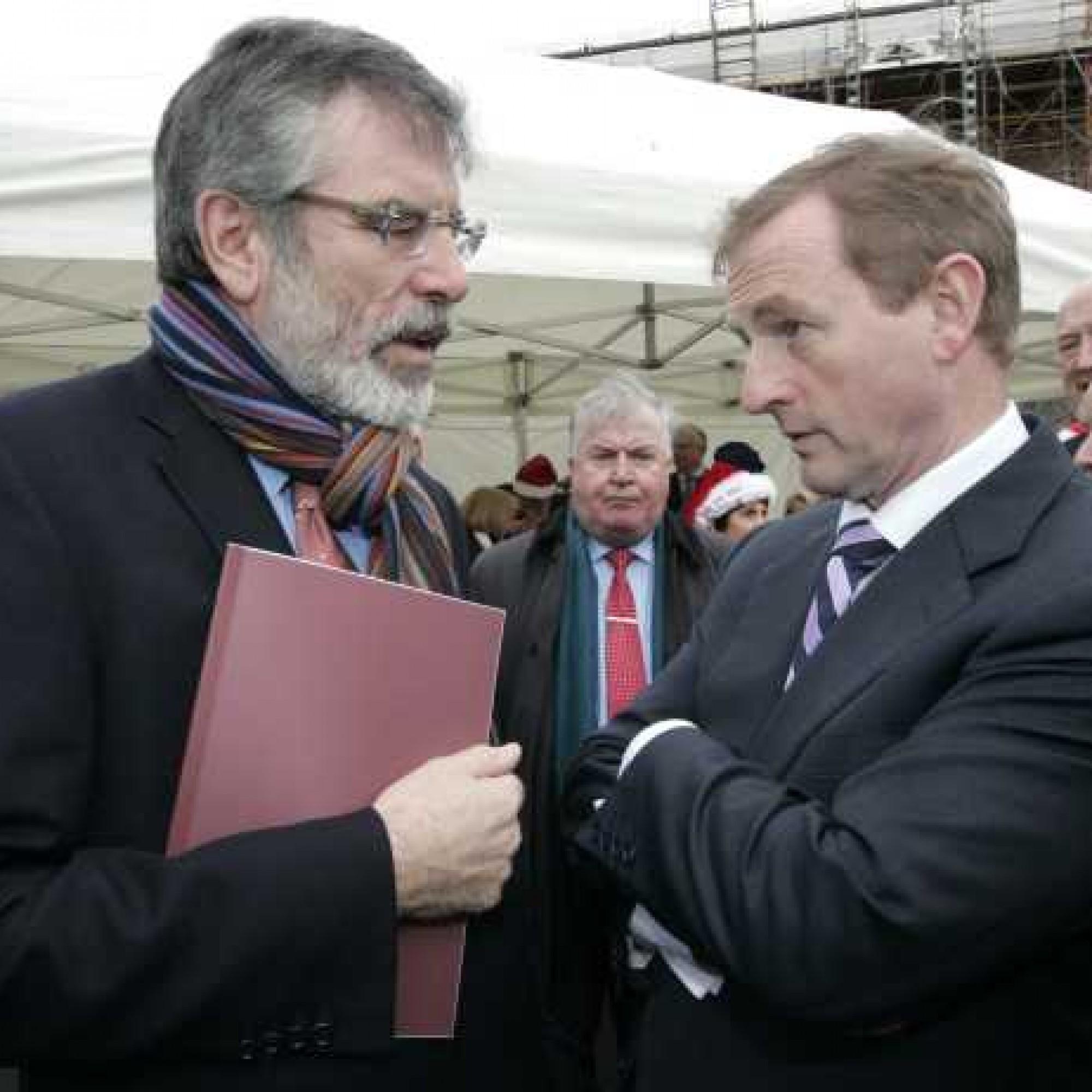 Fine Gael slumps as Sinn Féin rises in latest poll