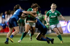 Ireland's women lose out to the French in front of 11,158 in Perpignan