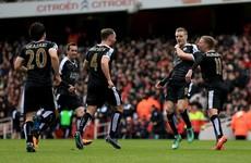 LIVE: Arsenal v Leicester City, Premier League