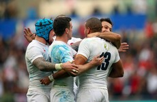 Strong second half in Italy moves England to top of Six Nations table