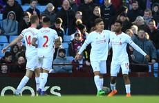 Valentine's Day Massacre as Liverpool hit Villa for six
